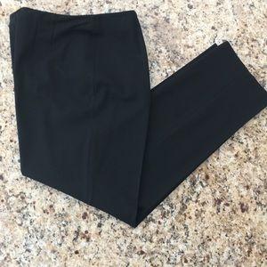 Talbots Stretch Black Dress Pants (Nice)